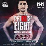 PETKO'S FIGHT NIGHT am 16.06.18 in Unterschleißheim